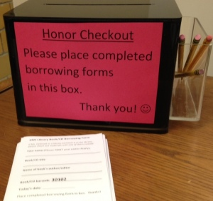 honor checkout